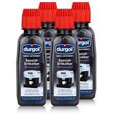 Durgol Swiss Spezial Espresso DED 4 Entkalker  Flaschen a 125ml