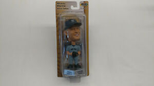 Play Makers by Upper Deck Mickey Mantle Bobble Head Doll w/Special Trading Card