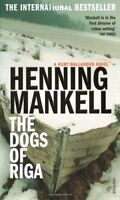 The Dogs of Riga (Harvill Panther) By Henning Mankell
