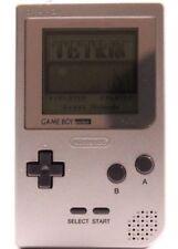 Consolas de videojuegos plata Nintendo Game Boy