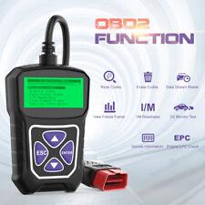 Automotive OBDII Code Reader OBD2 Scanner Check Engine Fault Car Diagnostic Tool