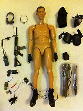 1/6 Dam Toys PLA Head Body Boots SS Rifle Pistol NVG HT Broken Rocket Launcher