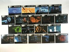 The Chronicles Of Riddick 2004 Complete Pitch Black Chase Card Set (Pb1-Pb18)
