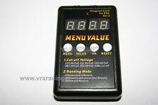 Program Card 1/10 VRX Scheda di Programmazione x Regolatore ESC 45A Brushless 1