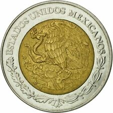 [#533214] Monnaie, Mexique, 2 Pesos, 2000, Mexico City, TTB, Bi-Metallic, KM:604