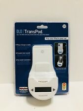 DLO- TransPod Vechicle Ipod Cradle FM Transmitter Charger New: Factory Sealed