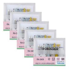 5X Dental porcelain high polishing kits RA0409 For low speed handpiece 9PCS/KIT