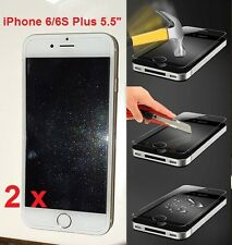 "2x iPhone 6/6S Plus 5.5"" Diamond Tempered Glass Sparkle Glitter Screen Protector"