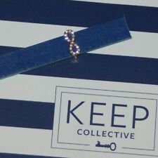 Keep Collective GOLD Infinity Pave Key - Endless and Eternal