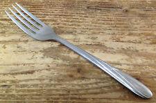 Everlasting Canada Stainless Steel DULL EVR3 Swirl 1 Dinner Fork Mid Modern MCM