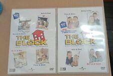 The Block Series 1 DVD Australia 2004 Phil Amity  Reality tv House Build