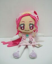 "Heartcatch Pretty Cure! Precure BLOSSOM Banpresto DX 2010 Plush 11"" Japan 47161"