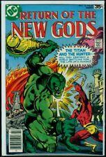 DC Comics The NEW GODS #16 FN 6.0