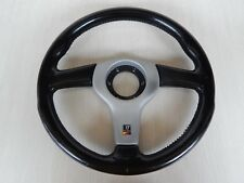 VOLANTE ORIGINALE PERSONAL WILLIAMS IN PELLE PER RENAULT ABARTH PEUGEOT ETC