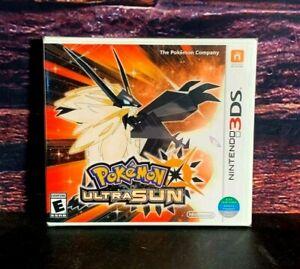 Pokemon Ultra Sun - 3 DS - Nintendo 3DS - World Edition - Brand New - Sealed
