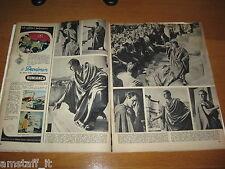 RIVISTA EPOCA 1953/169=MARLON BRANDO=PETER PAN=CLIPPING=ARTICOLO FOTO=