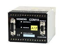 SIEMENS COM 10 3VL9000-8AR00 COM10 Modul Sentron VL Profibus
