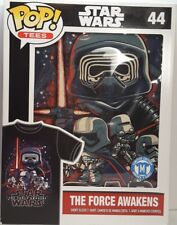POP Tees Star Wars Ep7 Force Awakens Poster Medium Men's Soft T-Shirt #44