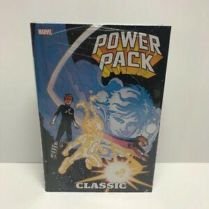 Power Pack Classic Omnibus Volume 2 Marvel DM Variant New Sealed