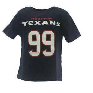 Houston Texans J.J. Watt NFL Team Apparel Baby Infant Toddler Size T-Shirt New
