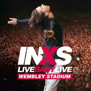INXS Live Baby Live CD NEW Sealed