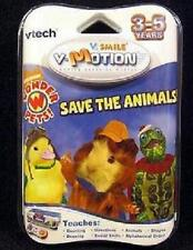 NEW VTech V.SMILE MOTION CARTRIDGE NICKELODEON WONDER PETS! SAVE THE ANIMALS!