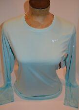 Nike Women's Running Long Sleeve Shirt 519833 417 New w/Tags Retail: $38.00