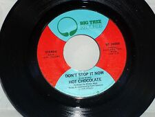 Hot Chocolate: Don't Stop It Now / Beautiful Lady  [Unplayed Copy]