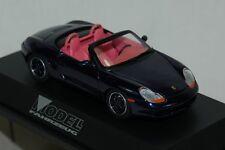 Limited Edition Modell Fahrzeug - Porsche Boxter blaumet. - Schuco 1:43 - in OVP