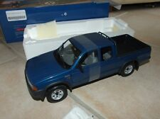 FORD RANGER I JEEP Bleu ACTION PERFORMANCE 1/18