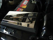 Saxo VTS 106 GTi Mirror Stainless Steel Fuse Box Cover