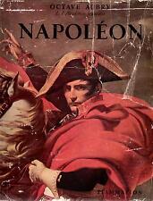 Octave Aubry: Napoléon (Flammarion - 1958)