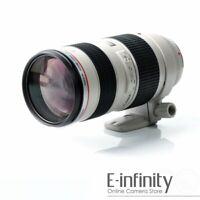 NEW Canon EF 70-200mm f/2.8 L USM Lens