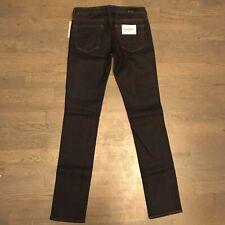 Adriano Goldschmied The Stevie Slim Straight Stretch Denim Jeans Size 26R NWT