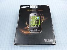 Samsung GT-B5722 Elegant Pink! Neu & OVP! Ohne Simlock! Unbenutzt! Dual-SIM!