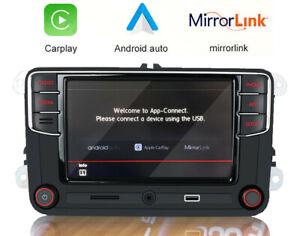 Noname 187B AndroidAuto RCD330 Plus RCD340G RCD330G PLUS CarPlay SW5532 Jetta
