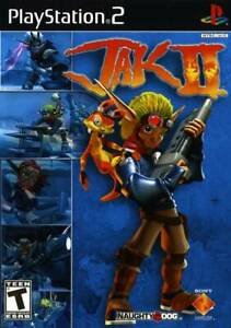 Jak II PS2 Playstation 2 Complete Game