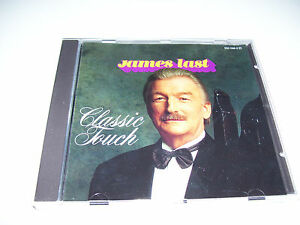 James Last - Classic Touch * GERMANY CD 1993 *