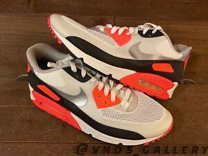Nike Air Max 90 Hyperfuse NRG Infrared 548747 106 Sz 13 Men's