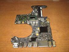 """OEM! APPLE MACBOOK PRO A1286 2011 15"""" INTEL i7 2.0GHz LOGIC BOARD 661-5850 AS-IS"""