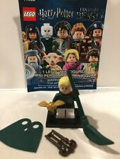 LEGO HARRY POTTER FANTASTIC BEASTS #71022 MINIFIGURE DRACO MALFOY IN HAND HTF