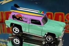 Johnny Lightning ~SURF RODS~ Waimea Mamas 1954 Chevy Panel