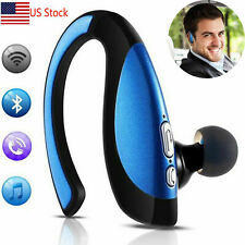 Wireless Bluetooth Headset Stereo Music Earphone For Android Samsung Xiaomi Lg