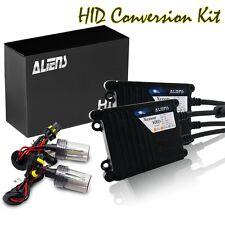H4 9003 HID Conversion Kit High/Low Dual Beam Xenon Bulbs Ballasts 3000K Yellow