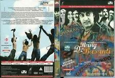 Rang De Basanti (Hindi DVD) (2006) (English, Arabic Subtitles) (Brand New)