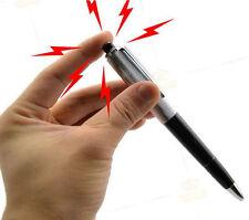 2 in 1 Electric Shock Gag Pen Fancy For Adult Gift Joke Prank