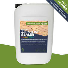 Stonecare4u Essential All Stone Sealer COLOUR BOOST 25L - Durable outdoor sealer