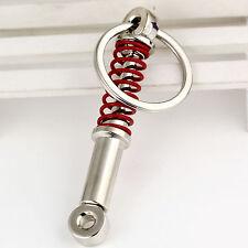 Useful Creative Metal Car Keyring Keychain Key Chain Ring Keyfob Newest Fashion