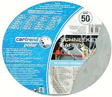 Cartrend Schneeketten Safety 2er-Set Stand- und Schnellmontage Gr. 50 7848250