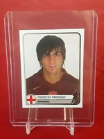 Cesc Fabregas Arsenal Panini Champions League 2005 Rookie Sticker